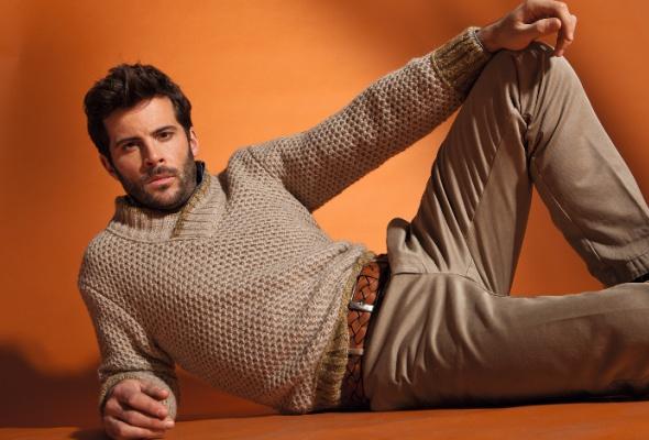 УRoy Robson вышла весенняя премиум-коллекция свитеров - Фото №0