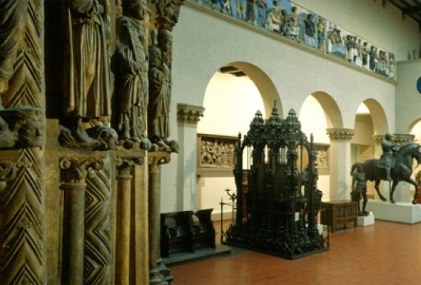 Государственный музей изобразительных искусств имени А. С. Пушкина - Фото №2