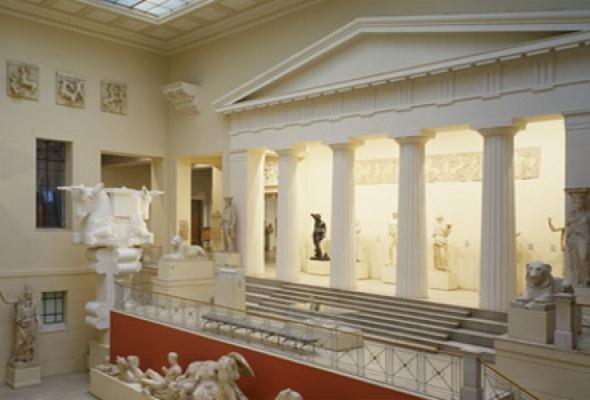 Государственный музей изобразительных искусств имени А. С. Пушкина - Фото №3