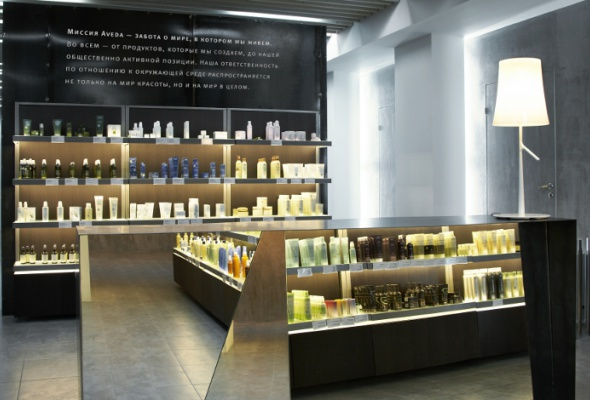 Аюрведическое спа всалоне «Апология Aveda Lifestyle Salon & SPA» - Фото №4