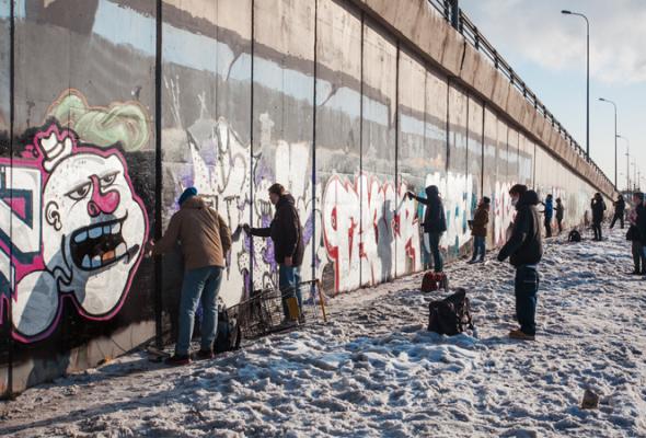Встреча молодых граффитистов - Фото №4