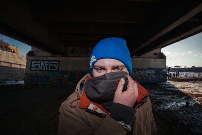 Встреча молодых граффитистов