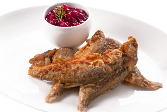 Фестиваль сибирской рыбы