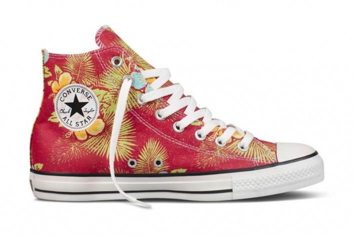 Converse презентовал весенне-летнюю коллекцию кедов