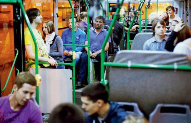 Пассажиры вКупчино смогут узнать время ожидания транспорта