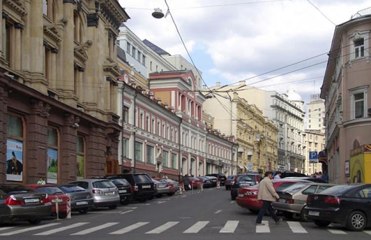 Московские власти собрались ремонтировать фасады центра