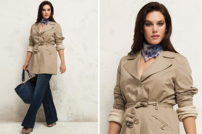 8магазинов женской одежды больших размеров
