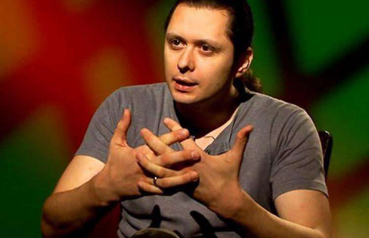 Творческая встреча с писателем Михаилом Елизаровым