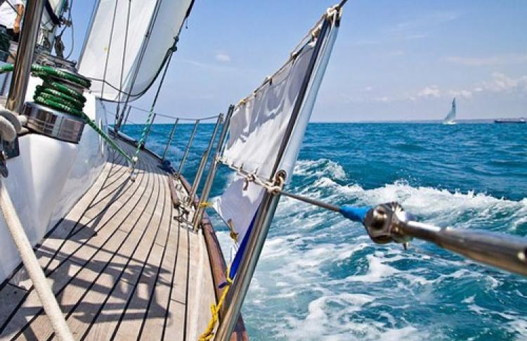 Яхтинг как новый вид активного отдыха