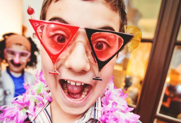 Веселые детские праздники вGraf-in - Фото №0