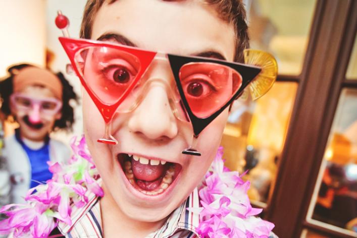 Веселые детские праздники вGraf-in