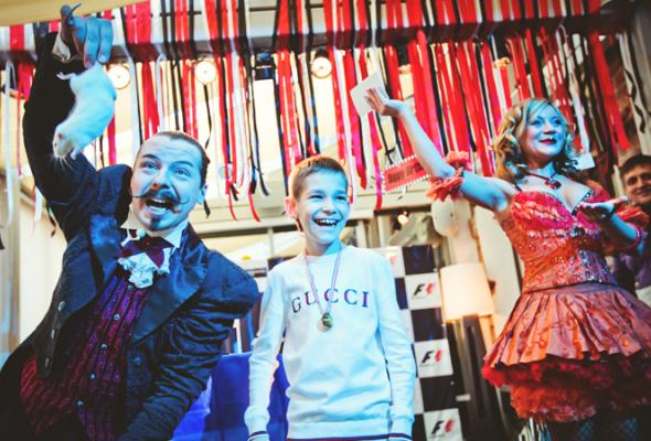 Веселые детские праздники вGraf-in - Фото №1