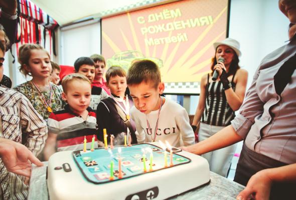 Веселые детские праздники вGraf-in - Фото №3