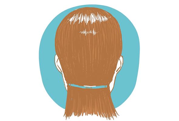 Волосы: снимаю шапку - Фото №1