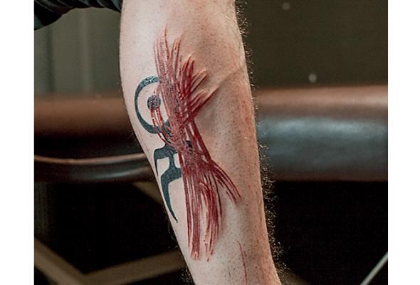 «Татуировщику лучше довериться вовсем, здоровее будете» - Фото №1