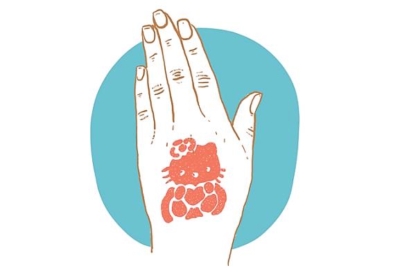 Смладых ногтей: салоны красоты для детей - Фото №2