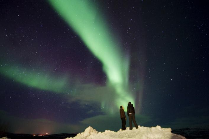 Снежная Лапландия