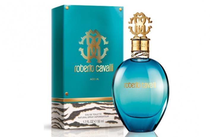 Новый женский аромат Roberto Cavalli Acqua