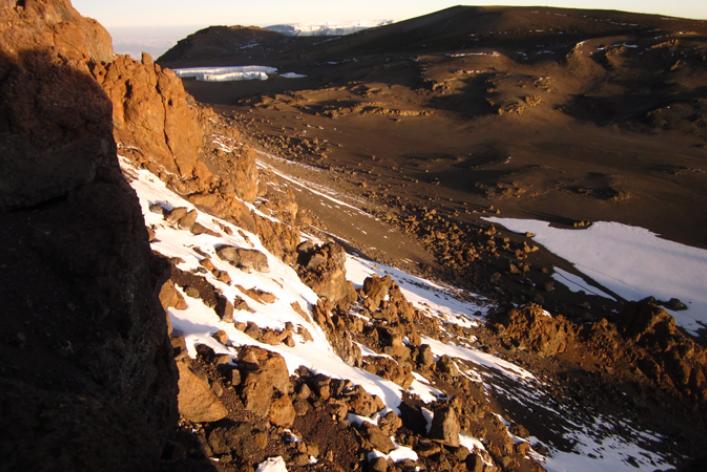 Снега Килиманджаро