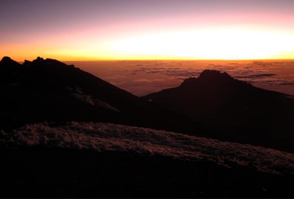 Снега Килиманджаро - Фото №10