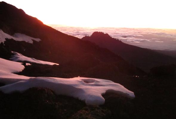 Снега Килиманджаро - Фото №11
