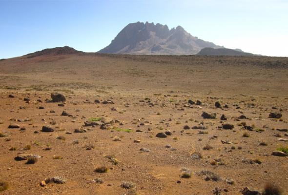 Снега Килиманджаро - Фото №16