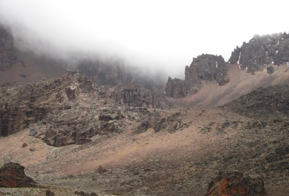 Снега Килиманджаро - Фото №19