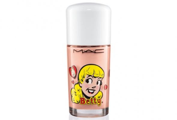 Мартовская коллекция макияжа Archie'sGirls отMAC - Фото №8