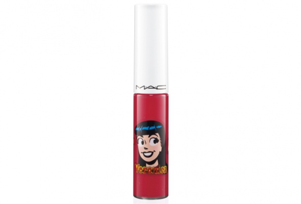 Мартовская коллекция макияжа Archie'sGirls отMAC - Фото №13
