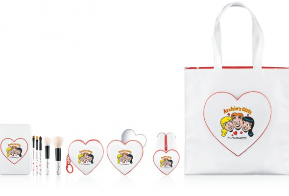 Мартовская коллекция макияжа Archie'sGirls отMAC - Фото №2