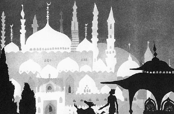 Панорама немецкой анимации