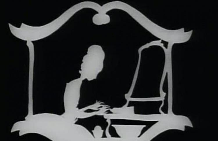 Панорама немецкой анимации: Силуэтная анимация Лотте Райнигер