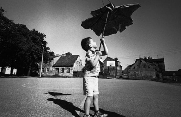 Создание фотографических серий как написание большого романа
