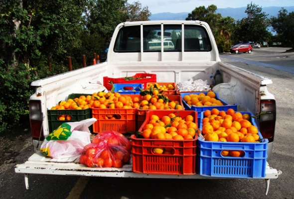 Кипр: Правый руль заодин день - Фото №3