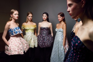 Dior Couture. Патрик Демаршелье