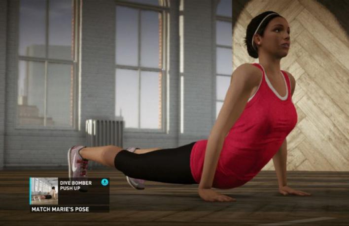 Nike+ Kinect Training дарит возможность выиграть Xbox 360