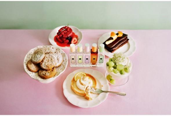 Новые JoMalone London сароматами десертов - Фото №0