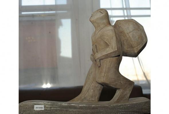 Восемь новых скульптур вПетербурге - Фото №0