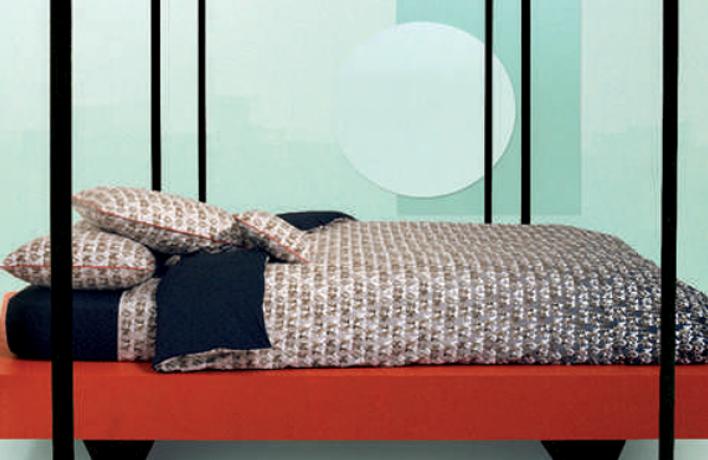 Коллекция постельного белья Kenzo byYves Delorme