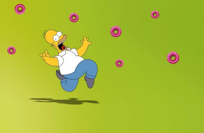Недельный запас пончиков засладкие фото изForeversweet