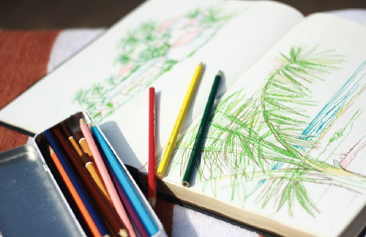 Travel&Draw