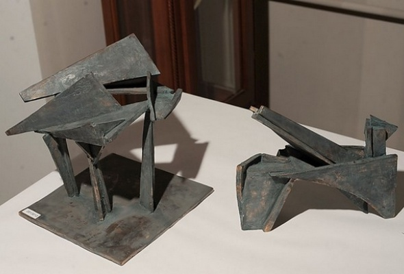 Восемь новых скульптур вПетербурге - Фото №2