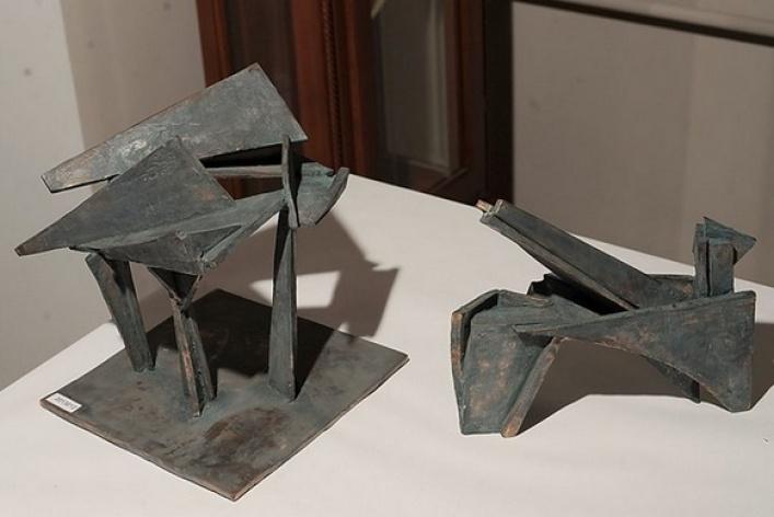Восемь новых скульптур вПетербурге