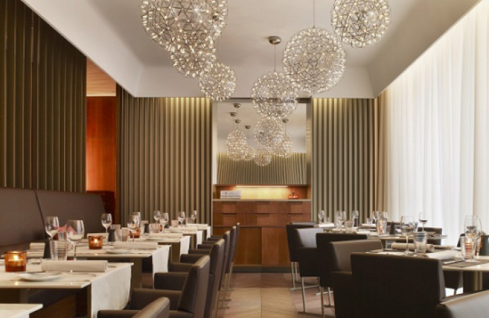 Скулинарными гастролями приезжает шеф-повар ресторана miX inLas Vegas— Бруно Риу