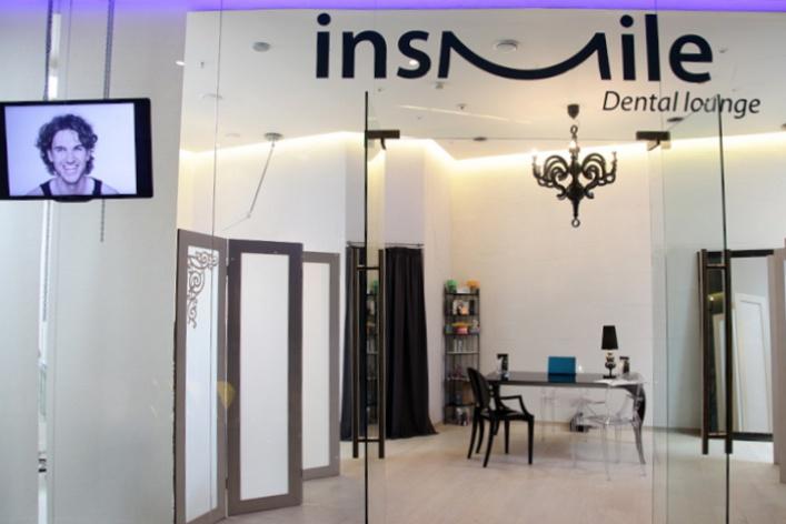 ВМоскве появились спа-салоны для зубов Insmile Dental Lounge