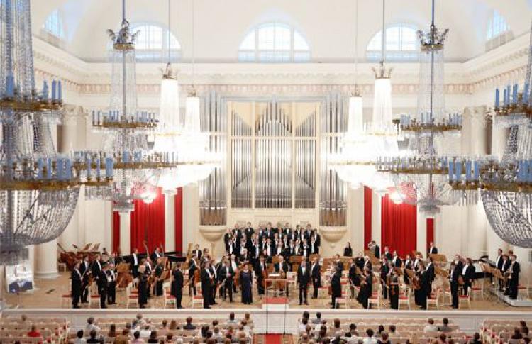 Светлая Седмица: праздничный хор Валаамского монастыря