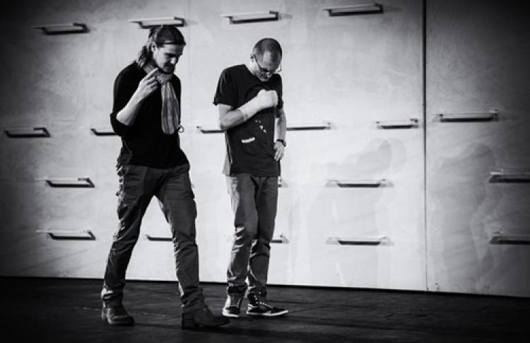 Здесь и сейчас. Встречи с трендсеттерами актуального театра: Максим Диденко и Николай Дрейден