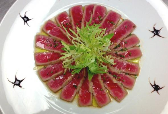 Блюда из тунца - Фото №1