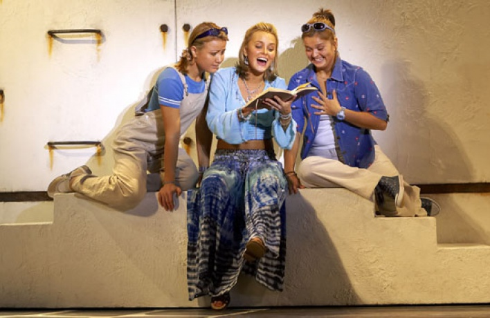 ВМДМ пройдет серия шоу «Mamma Mia!» ссолистами «золотого состава»