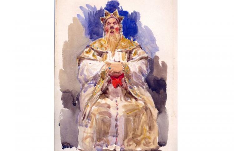 """Римский-Корсаков и Пушкин: оперные шедевры. """"Сказка о царе Салтане"""""""